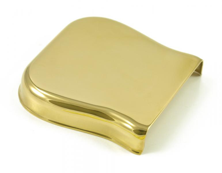 FENDER ASHTRAY TELE BRIDGE COVER GOLD