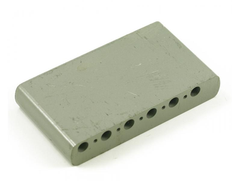 FENDER BRIDGE BLOCK LEFT HANDED