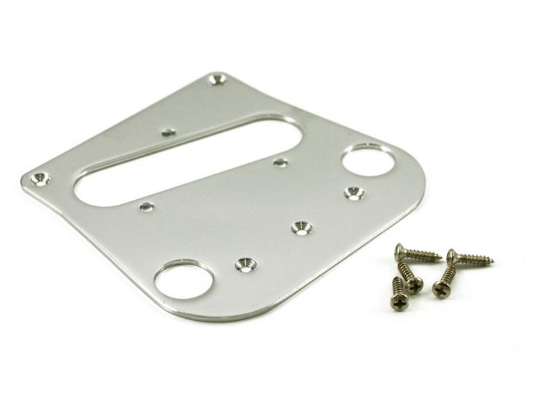 BIGSBY PICKUP PLATE CHROME