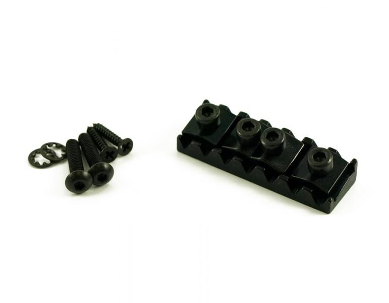 FLOYD ROSE 7 STRING NUT BLACK