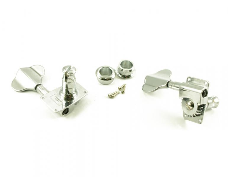 DELUXE BASS TUNERS 4 INLINE CHROME