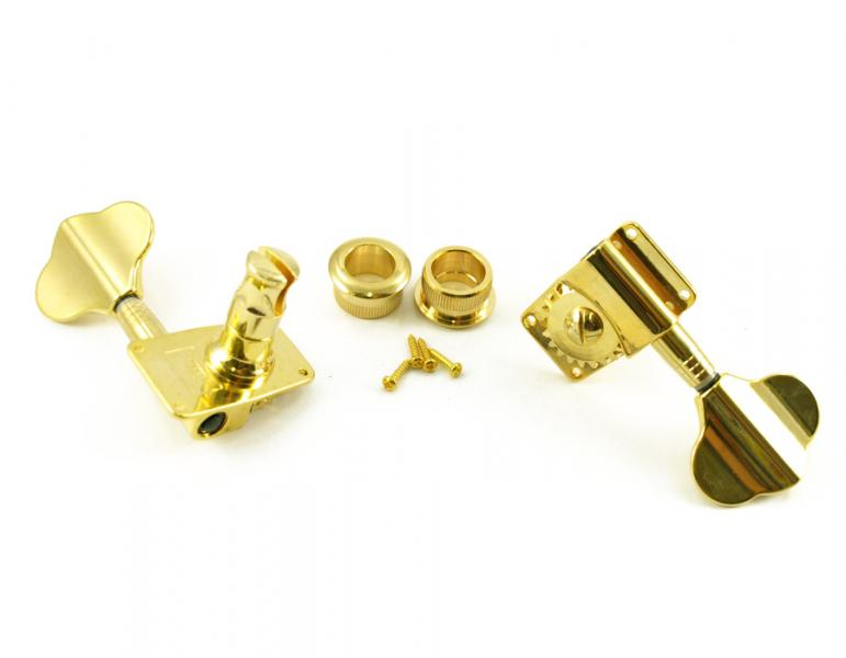 DELUXE BASS TUNERS 4 INLINE GOLD