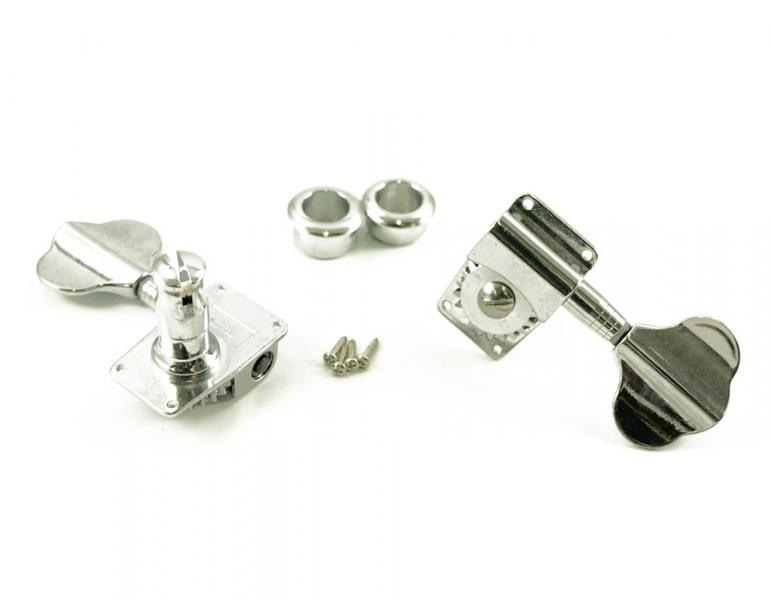 DELUXE BASS TUNERS 2+2 CHROME