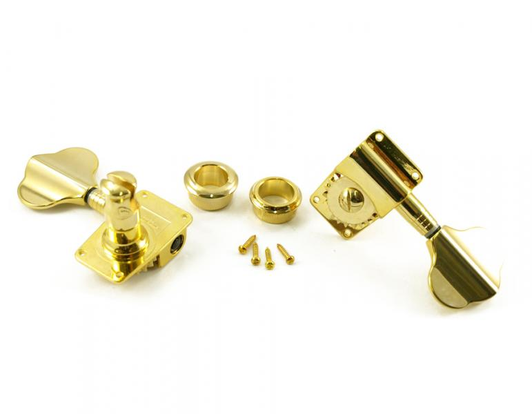 DELUXE BASS TUNERS 2+2 GOLD