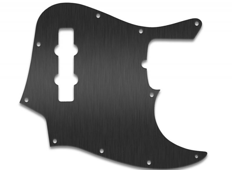 FENDER JAZZ BASS PICKGUARD BAKELITE