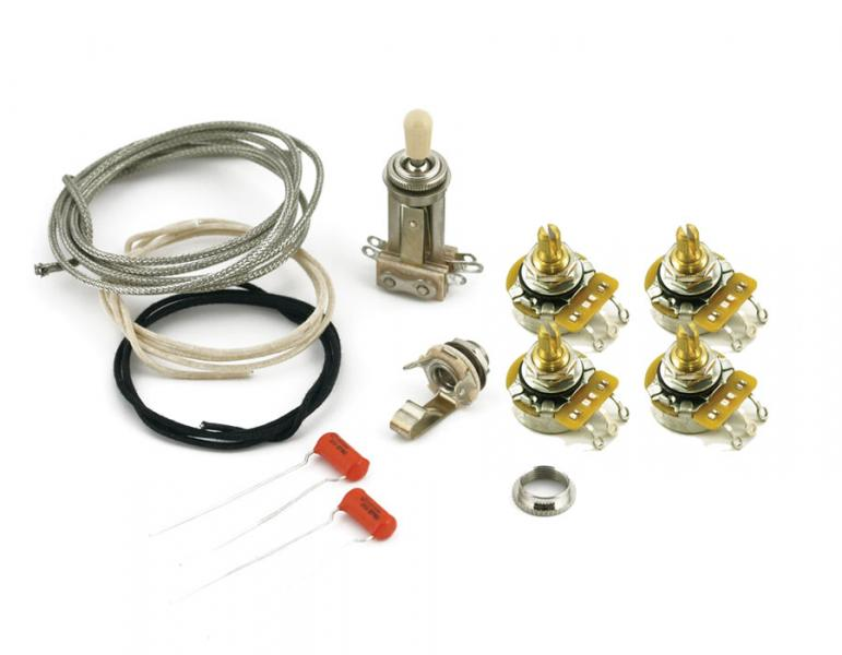 LES PAUL WIRING KIT