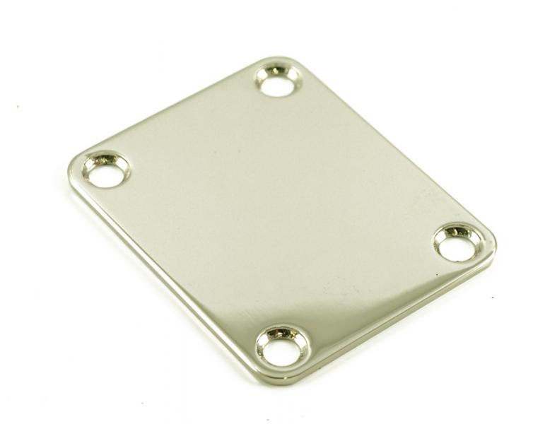 GOTOH 4 HOLE NECKPLATE NICKEL
