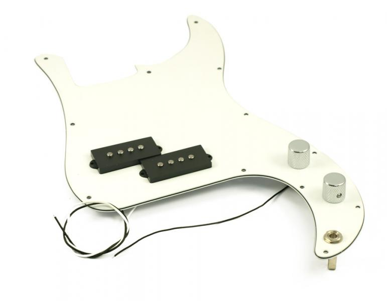 PRECISION BASS PRE-WIRED ASSEMBLY