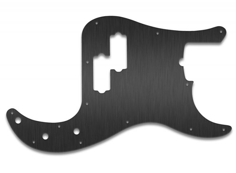 FENDER PRECISION BASS PICKGUARD BAKELITE