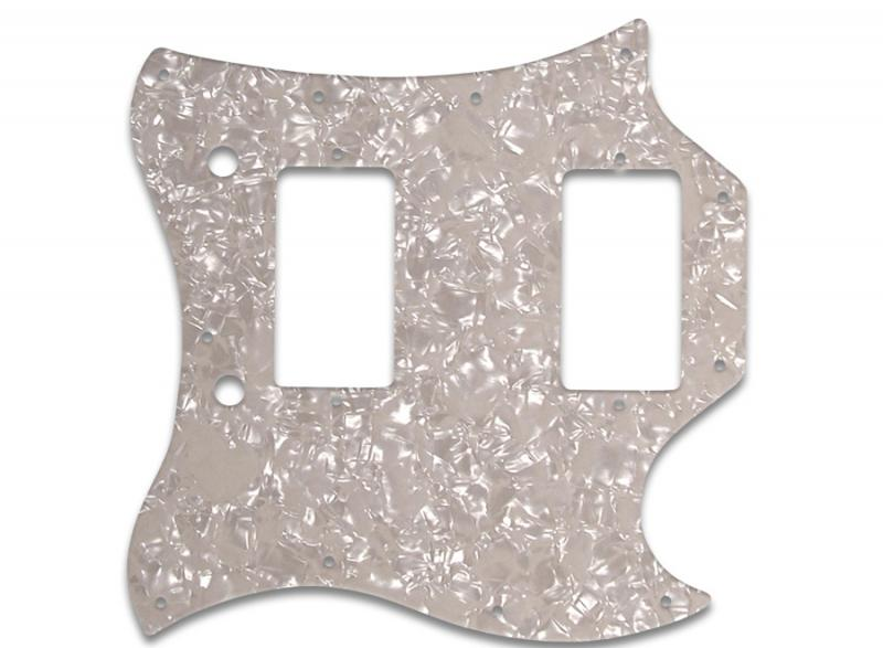 GIBSON SG FULL FACE PICKGUARD AGED PEARL