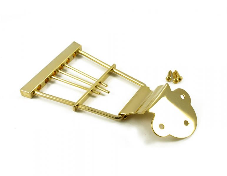 ARCHTOP TAILPIECE GOLD