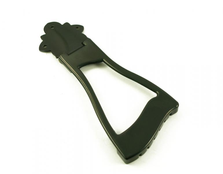 DELUXE ARCHTOP TAILPIECE BLACK