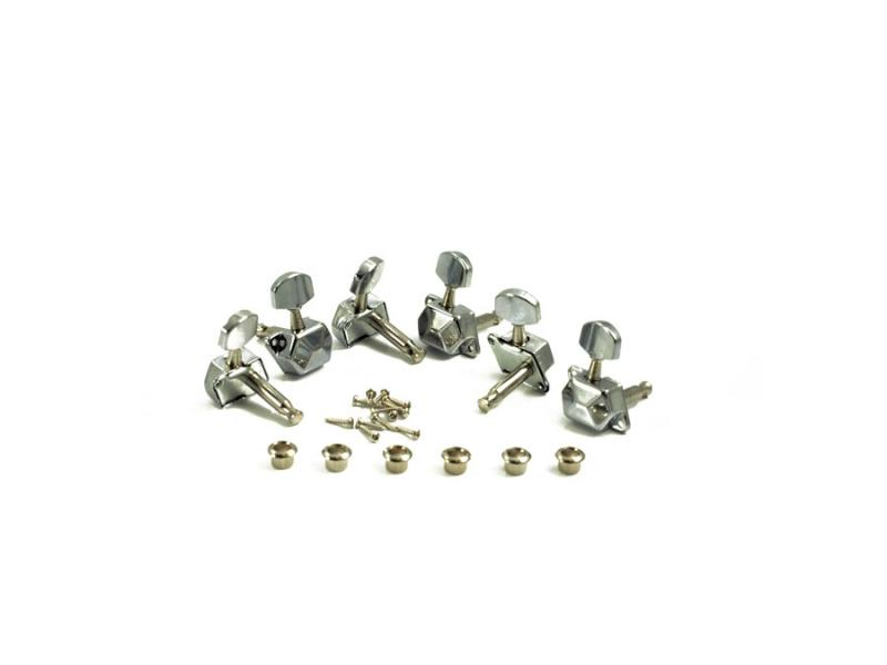 ECONOMY STEEL STRING TUNERS 3 PER SIDE