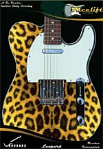 LEOPARD FACELIFT FOR TELECASTER