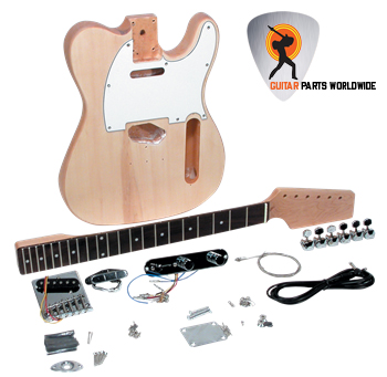 T Electric Guitar Kit