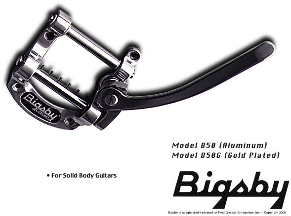 BIGSBY LICENSED B50 TAILPIECE